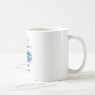 Clinton Virgin Islands 2016 Coffee Mug