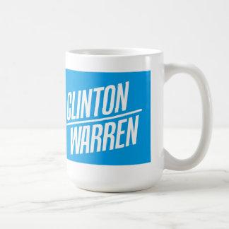 Clinton / Warren 2016 Mug