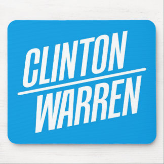 Clinton Warren Mousepad 2016