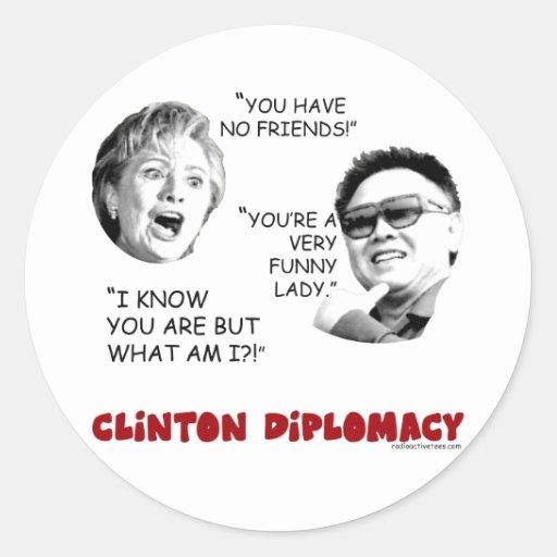 clintondiplomacy stickers