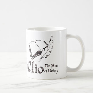 Clio Coffee Mug