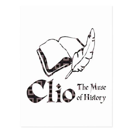 Clio Post Cards