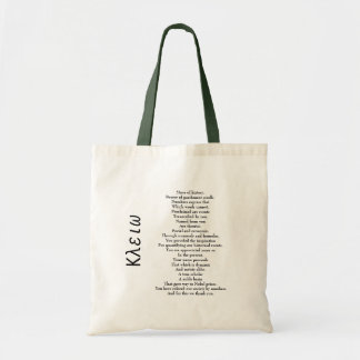 Clio Tote Bag