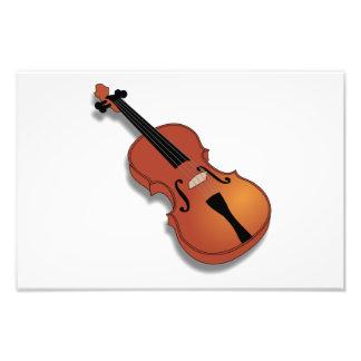 Clip art del violín foto