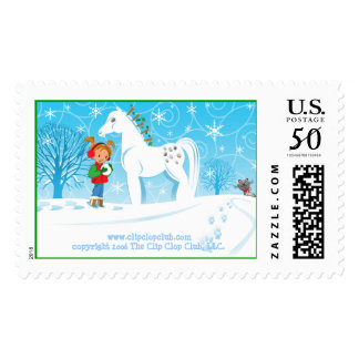 Clip Clop Club Holiday Stamps