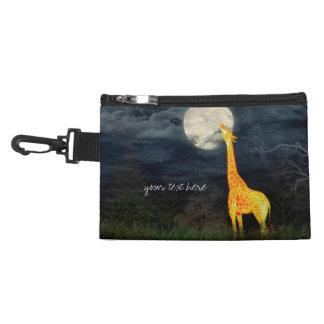 Clip de encargo de la jirafa y de la luna el | en