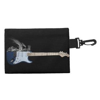 Clip de la ciudad de la guitarra en bolso