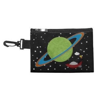 Clip de Outerspace en bolso accesorio