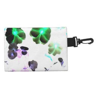 Clip floreciente del espacio en bolso accesorio
