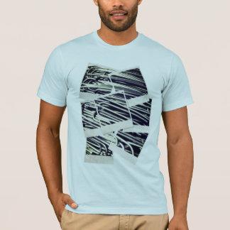 Clip It Collage T-shirt