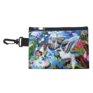 Clip on Accessory Bag from the Pond Collection