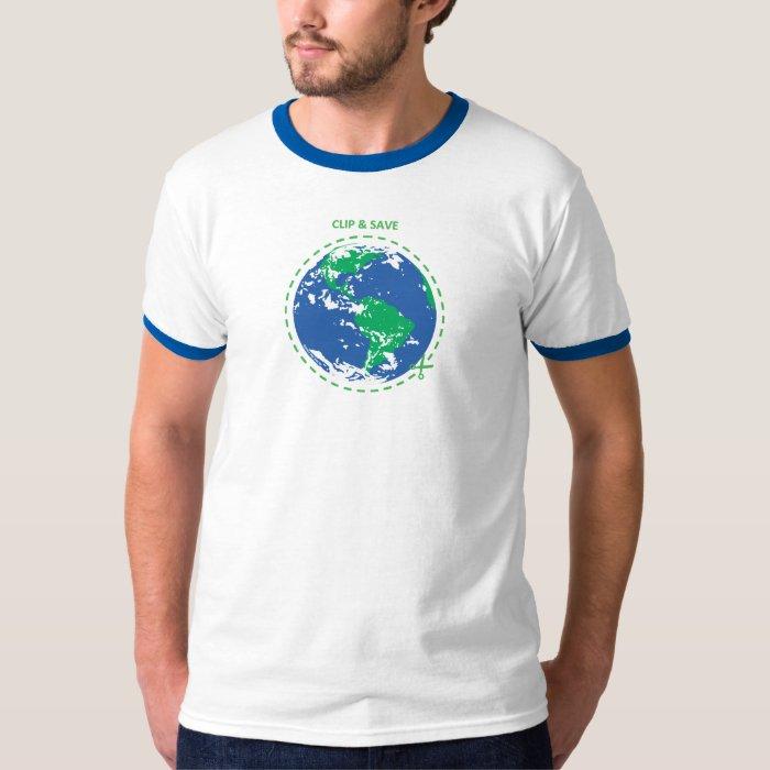 """CLIP & SAVE"" T-Shirt"