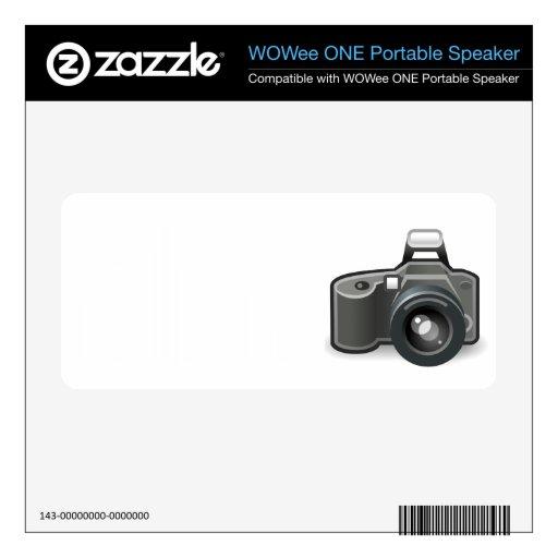 Clipart de la cámara altavoz WOWee skins