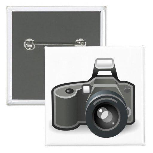 Clipart de la cámara pins