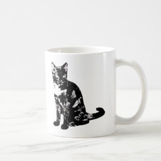 Clipped-Ear Feral Cat Classic White Coffee Mug