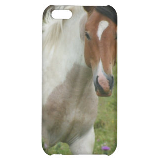 Clipped Paint Horse iPhone 4 Case