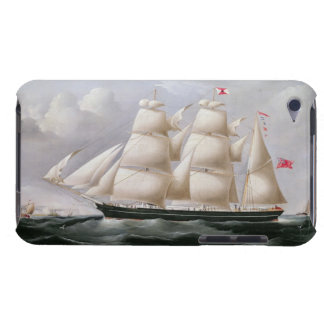 Clipper Barque 'Procymatia' off Dover (oil on canv Case-Mate iPod Touch Case
