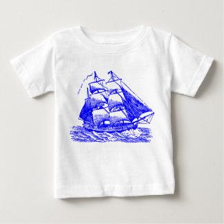 Clipper - Blue Baby T-Shirt