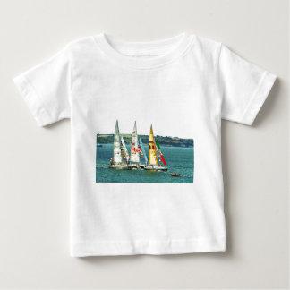 Clipper Class Yacht Race 2010 Baby T-Shirt