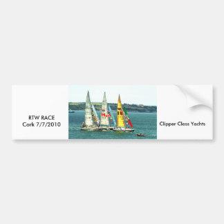 Clipper Class Yacht Race 2010 Bumper Stickers