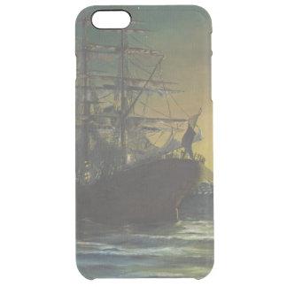 Clipper Clear iPhone 6 Plus Case
