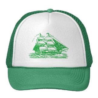 Clipper - Grass Green Trucker Hat