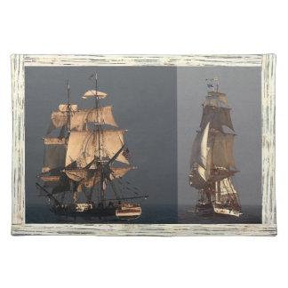 Clipper Sailing Ships Place Mat