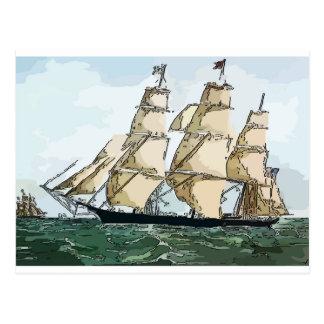 Clipper Ship Postcards