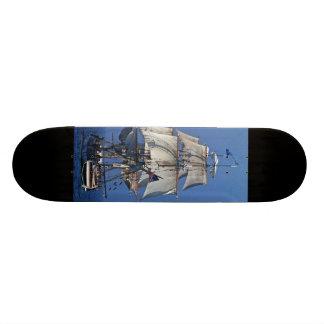 Clipper Ship Skateboard