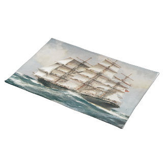 Clipper Ship Torrens Placemat