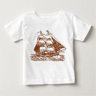 Clipper - Walnut Baby T-Shirt