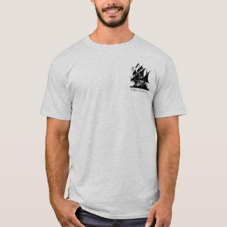 ClipperLogoPirateShip, Saltaire Clippers 2012 T-Shirt