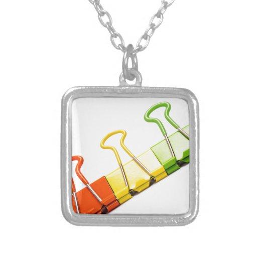 clips coloridos de la diversión joyeria
