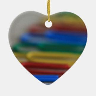 Clips del arco iris ornamentos de reyes