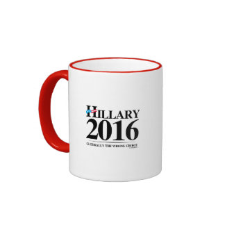 Cliterally the Wrong Choice Mugs