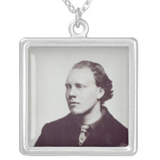 Clive Bell, 1906 Silver Plated Necklace