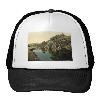 Cliveden Reach and House, Maidenhead, London and s Mesh Hats