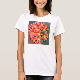 Clivia In Full Bloom T-Shirt