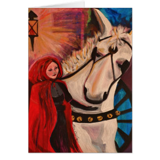 Cloak and Carriage Cards