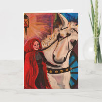 Cloak and Carriage Holiday Card