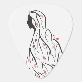 Cloaked in Autumn Guitar Pick