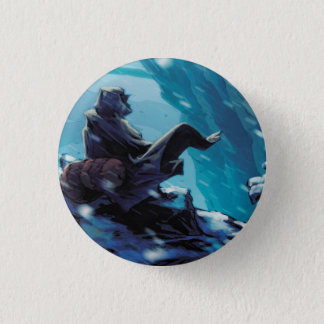 Cloaked Pinback Button