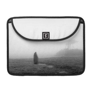 Cloaked Wanderer Macbook Flap Sleeve