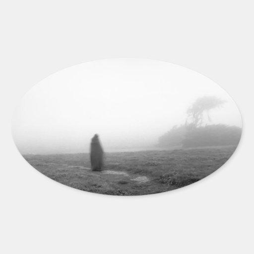 Cloaked Wanderer Sticker