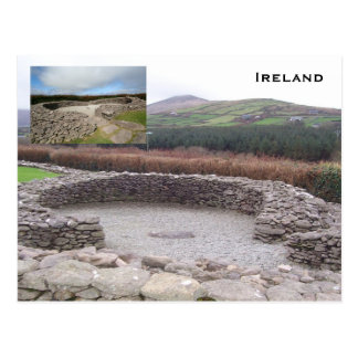 Clochans, Riasc, Kerry, Ireland Postcard