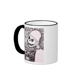 """Cloche"" mug"