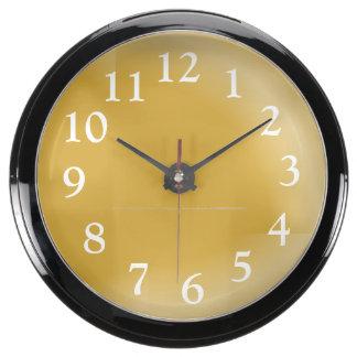 CLOCK 1506233 FOR FISH TEMPLATE AQUARIUM CLOCK