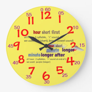 CLOCK 1609084 for learning to tell time