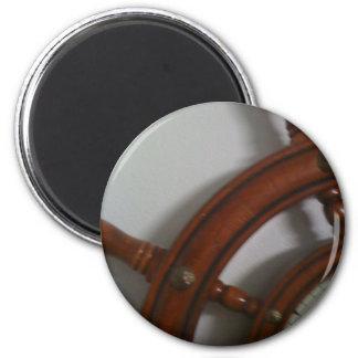 Clock 2 Inch Round Magnet