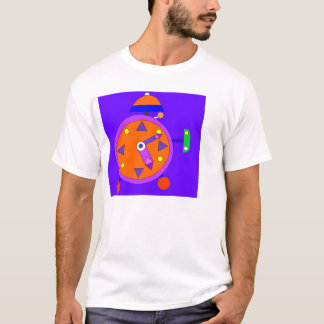 clock 300dpi illustrator copy T-Shirt